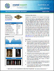 Truett-Hurst Executive Informational Overview Cover