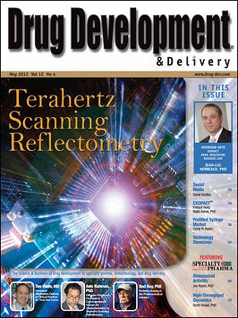 drug development and delivery may 2012