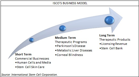 isco business model