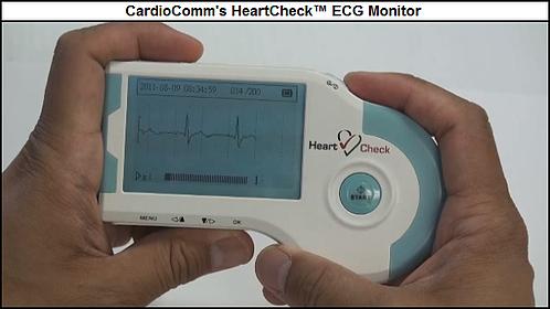 cardiocomm heartcheck