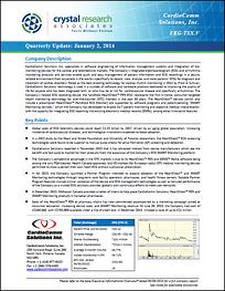 EKG.V Quarterly Update